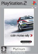 Colin McRae Rally 3 - Platinum product image