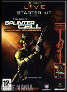 Splinter Cell - Pandora Tomorrow + Live Starter Kit product image