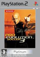 Pro Evolution Soccer 3 - Platinum product image