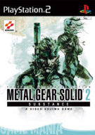 Metal Gear Solid 2-Substance - Platinum product image