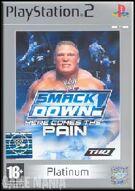 WWE Smackdown 5 - Here Comes The Pain - Platinum product image