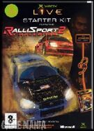 Rallisport Challenge 2 + Live Starterkit product image