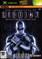 Chronicles of Riddick - Escape From Butcher Bay product image