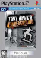Tony Hawk's Underground (budget) - Platinum product image