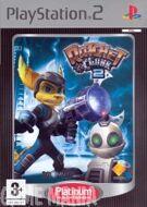 Ratchet & Clank 2 - Platinum product image