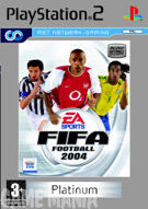 FIFA Football 2004 - Platinum product image