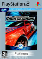 Need for Speed - Underground - NW - Platinum product image