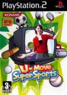 U-Move - Super Sports (Eye Toy) product image