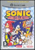 Sonic Mega Collection - Player's Choice product image