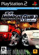 Midnight Club 3 - DUB Edition product image