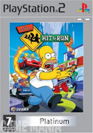The Simpsons - Hit & Run - Platinum product image