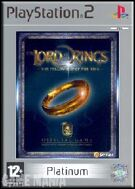 The Lord of the Rings - The Fellowship of the Ring - Platinum product image