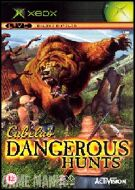 Cabala's Dangerous Hunts product image