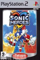 Sonic Heroes - Platinum product image