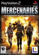 Mercenaries - Playground of Destruction product image
