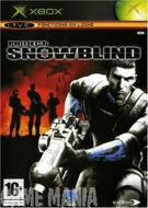 Project - Snowblind product image