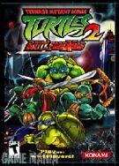 Teenage Mutant Ninja Turtles 2 - Battle Nexus product image