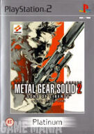Metal Gear Solid 2 - Sons of Liberty - Platinum product image