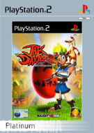 Jak and Daxter - The Precursor Legacy - Platinum product image