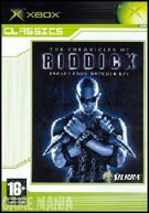 Chronicles of Riddick - Escape From Butcher Bay - Classics product image