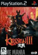 Kessen III product image