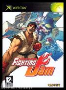 Capcom Fighting Jam product image