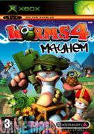 Worms 4 - Mayhem product image
