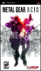 Metal Gear Acid product image