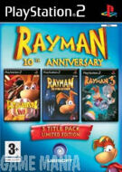 Rayman 10th Anniversary - 3 Games Pack product image