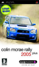 Colin McRae Rally 2005 Plus product image