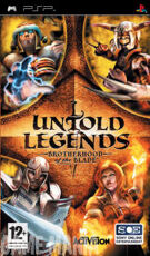 Untold Legends - Brotherhood of the Blade product image