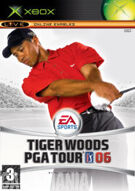 Tiger Woods PGA Tour 2006 product image