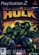 The Incredible Hulk - Ultimate Destruction product image