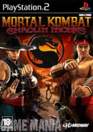 Mortal Kombat - Shaolin Monks product image