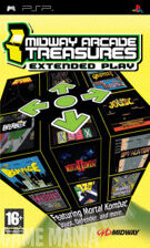 Midway Arcade Treasures - Extended Play product image