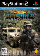 SOCOM 3 - US Navy Seals product image