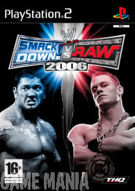 WWE SmackDown vs Raw 2006 product image