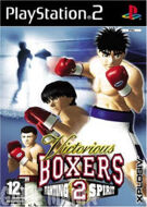 Victorious Boxers 2 - Fighting Spirit product image