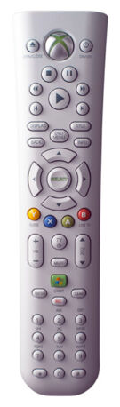 Universal Media Remote White product image