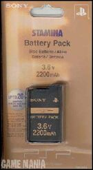 PSP Battery Pack Increased Capacity product image