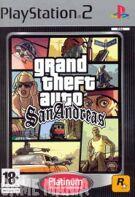 Grand Theft Auto - San Andreas - Platinum product image
