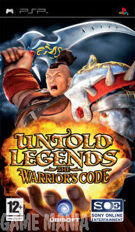 Untold Legends - The Warrior's Code product image