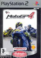 MotoGP 4 - Platinum product image