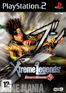 Dynasty Warriors 5 Xtreme Legends product image
