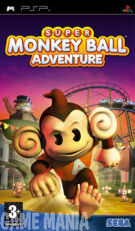 Super Monkey Ball Adventure product image