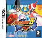 Megaman 5 - Battle Network Double Team DS product image