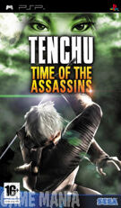 Tenchu - Time of the Assassins product image