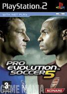 Pro Evolution Soccer 5 - Platinum product image