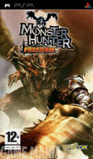 Monster Hunter Freedom product image