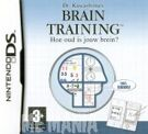 Brain Training - Dr. Kawashima's - Hoe oud is jouw Brein? product image